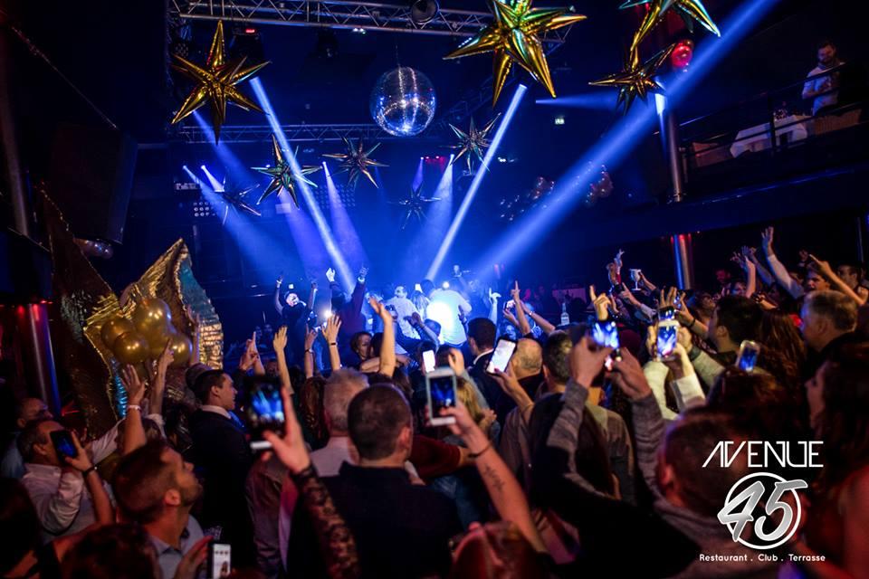 Avenue 45 discotheque